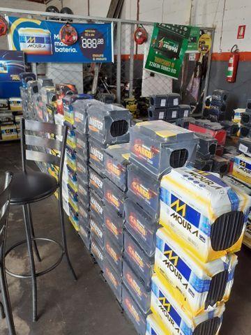 Baterias a partir de 120 reais a base de troca - Foto 2