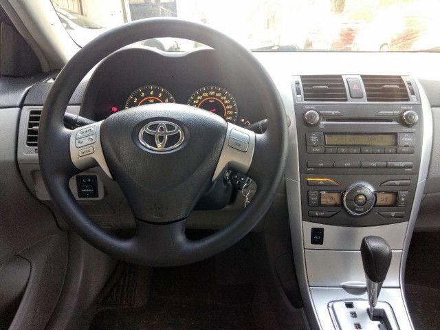 Toyota Corrolla GLI 1.8 Flex Aut  - Foto 9