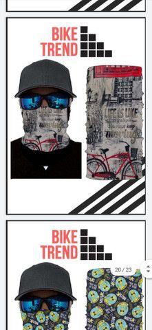 Bandana tubolar ciclista - Foto 6