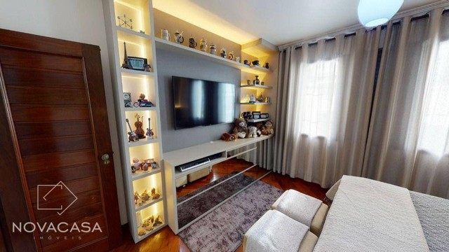 Casa com 4 dormitórios à venda, 400 m² por R$ 1.590.000 - Dona Clara - Belo Horizonte/MG - Foto 12
