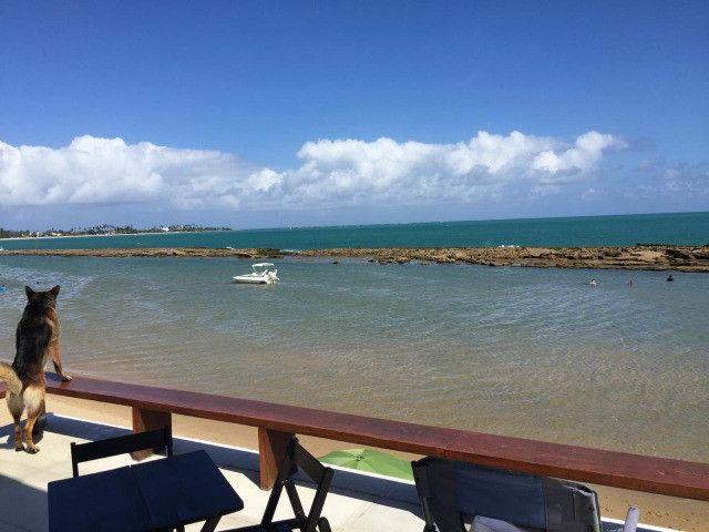 (RBA) Vendo incrível casa na beira-mar na praia de Serrambi, 500m², 7 suítes! - Foto 3