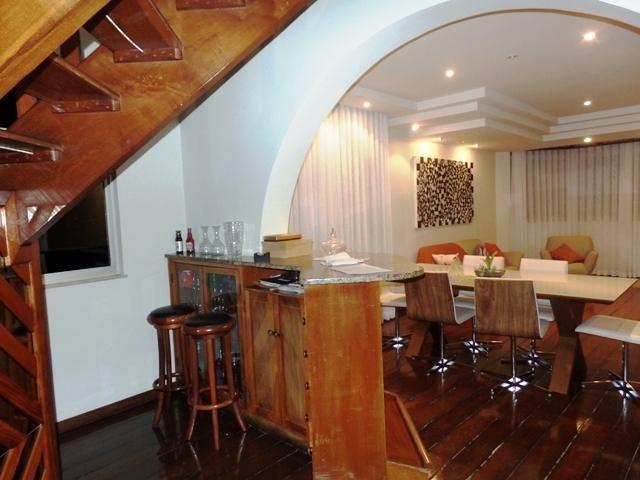 Cobertura à venda, 5 quartos, 3 suítes, 2 vagas, Santo Antônio - Belo Horizonte/MG - Foto 4