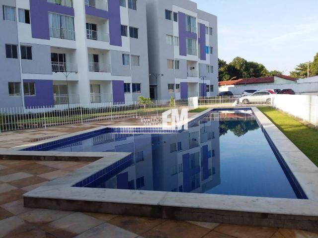 Apartamento à venda no Condomínio American Club Residence - Teresina/PI