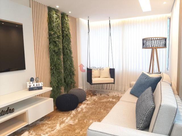Apartamento à venda, 3 quartos, 1 suíte, 2 vagas, Castelo - Belo Horizonte/MG - Foto 4