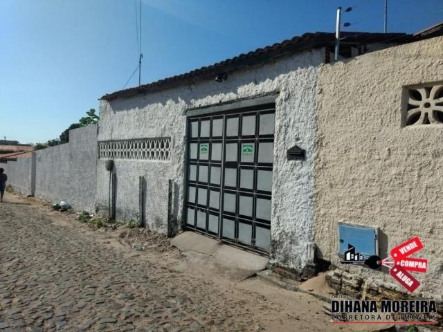 Casa à venda no bairro Vila São José com 1 quarto,com terreno de 7,35x18,30