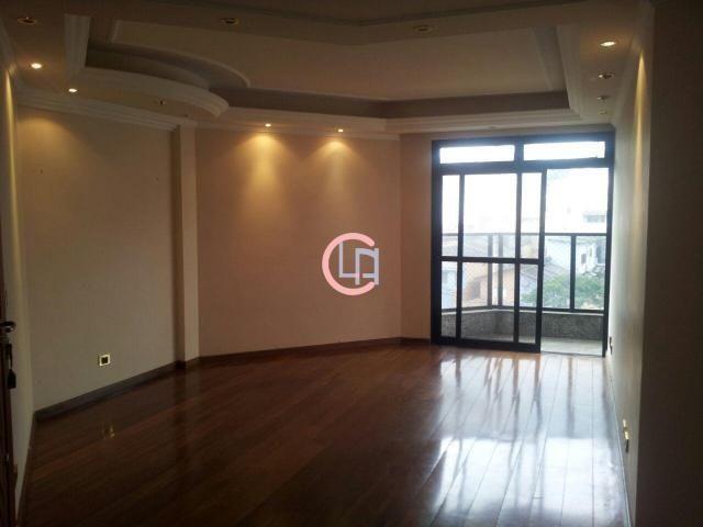 Apartamento para aluguel, 4 quartos, 1 suíte, 2 vagas, Centro - São Bernardo do Campo/SP - Foto 2