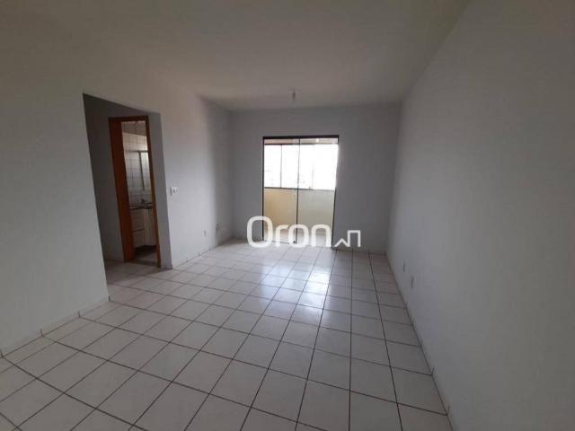 Apartamento à venda, 72 m² por R$ 279.000,00 - Setor dos Funcionários - Goiânia/GO