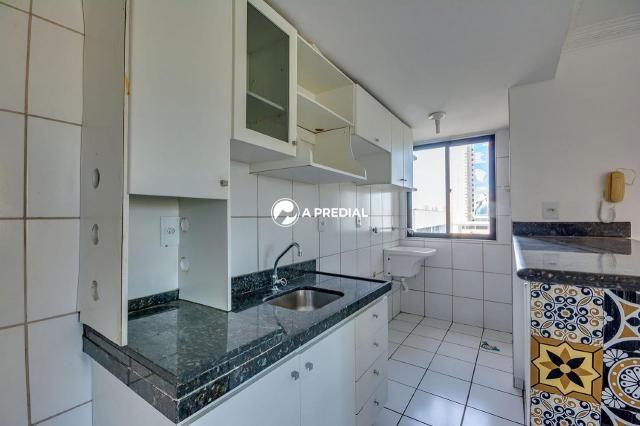Apartamento para aluguel, 3 quartos, 1 suíte, 1 vaga, Cocó - Fortaleza/CE - Foto 11