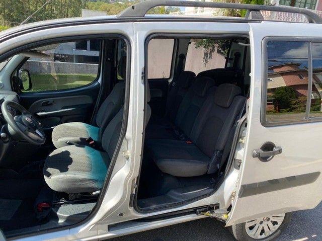 Fiat Doblo Essence 1.8 16V (Flex) 2014 - Foto 8