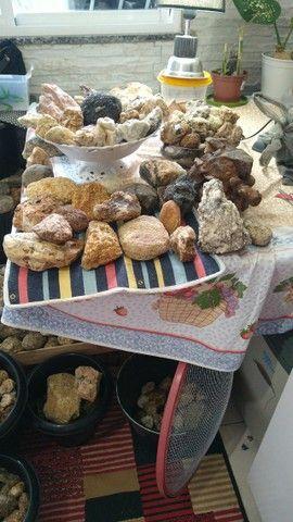 Mais de mil pedras de feldspato vendo barato - Foto 3