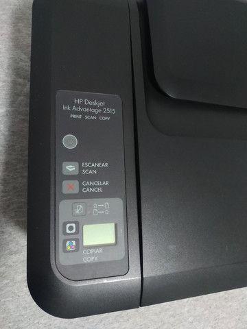 Impressora HP Deskjet Inc Advantage 2515 - Foto 2