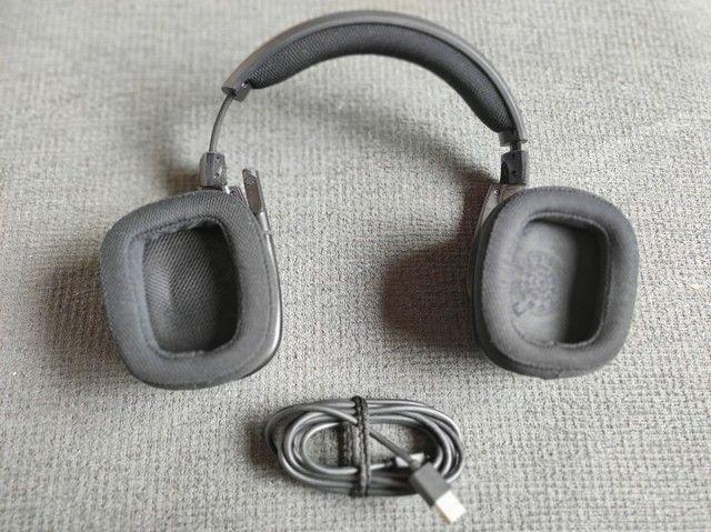 Hedset Logitech G533 Wireless Sem Fio - Foto 3