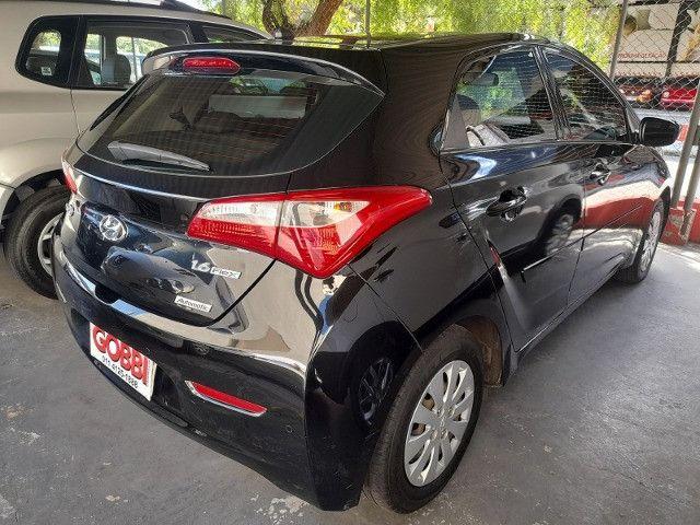 Hyundai / HB 20 1.6 Confort Plus 16V 2014 Preta - Foto 4