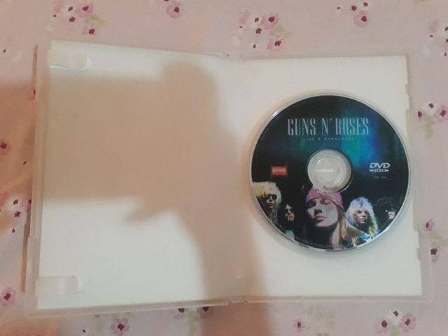 DVD Rockthology - The Platinum Collection - Foto 2