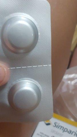 Simparic 10 á 20 KG (contra pulgas, carrapatos e outros.) - Foto 2
