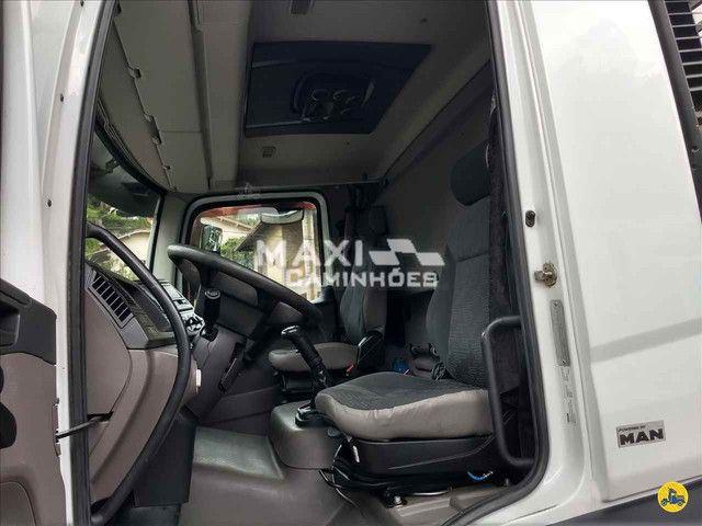 VW 24280 4 eixos 2013 Bitruck Carroceria Graneleiro 8,5 mts - Foto 9