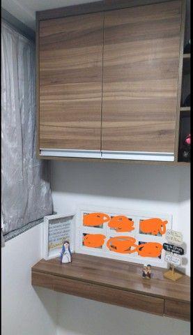 Apto 2 quartos R$ 215.000,00 com todos os móveis na venda - Foto 7