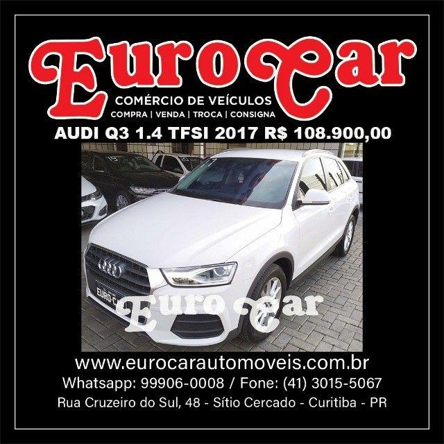 Audi Q3 1.4 TFSI 2017 ( renegade hr-v tucson captur nivus tcross tracker ) ) - Foto 12