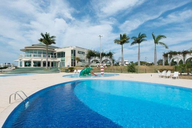 T.A. Casa Duplex Alto Padrão 4 Quartos- Suíte com Closet no Resort Boulevard Lagoa - Foto 3