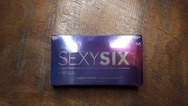 Paleta de maquiagem SexySix make B (descrição) - Foto 6