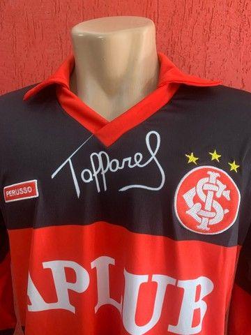 Camisa Inter Retrô Taffarel 1989 - Foto 2