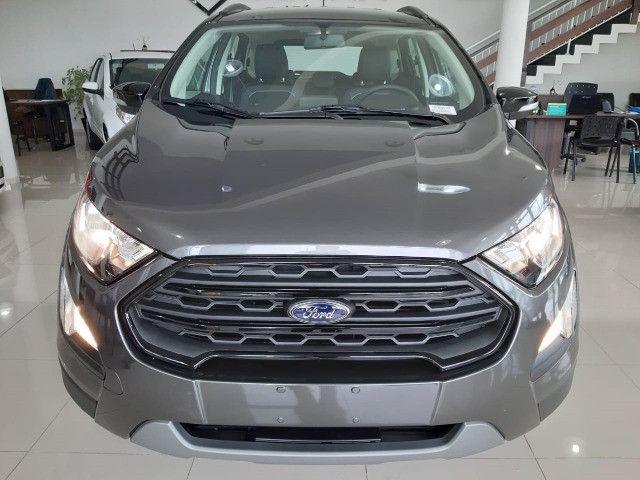 Ford ecosport freestyle 1.5 automática 2020/2021 - Foto 2