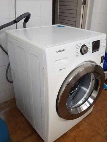 Máquina de lavar samsung 10,1kg - Foto 5