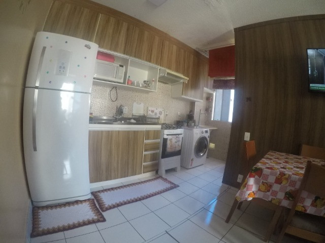 Vendo apartamento no condomínio Itacaré na Praia da Baleia / 2 quartos com varanda - Foto 2