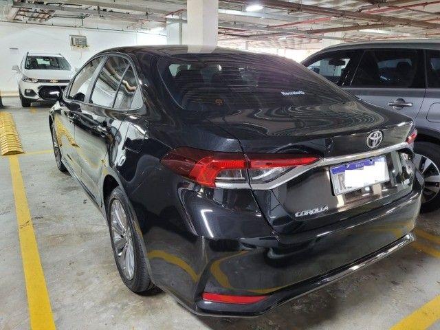 Toyota Corolla Xei 2.0 flex vvti 2020/2020 Igual Zero Km.