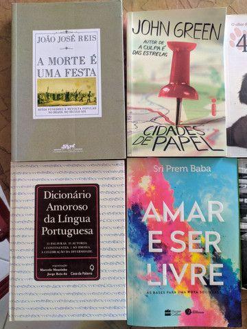 Livros usados e seminovos  - Foto 4