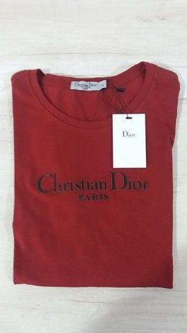 Camiseta Christian Dior - Foto 3