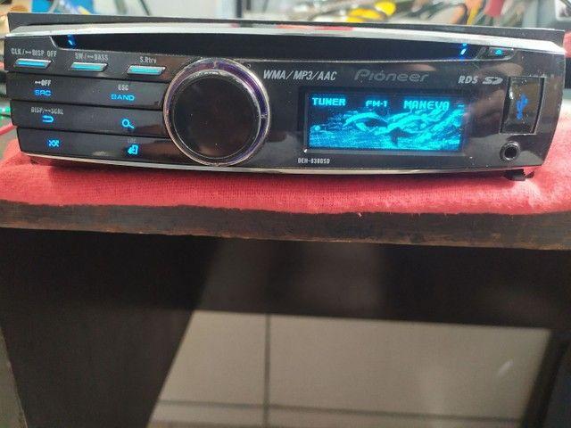 Pioneer Golfinho Mod.Deh8380sd