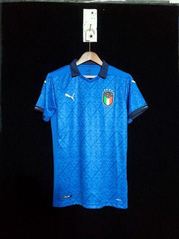 Camisas de Futebol Oficiais Importadas Pronta Entrega - Foto 2