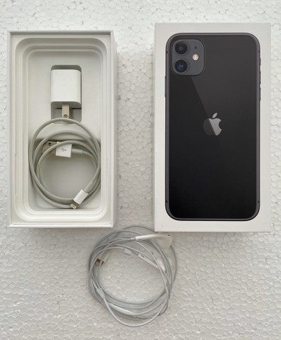 IPhone 11 | 256 gb | Acessórios originais  - Foto 6