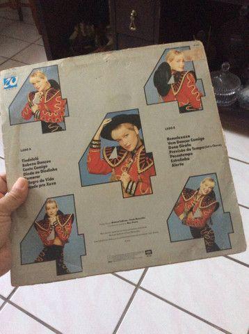 Disco LP Vinil 4º Xou da Xuxa. Aceito cartões de crédito e débito  - Foto 2