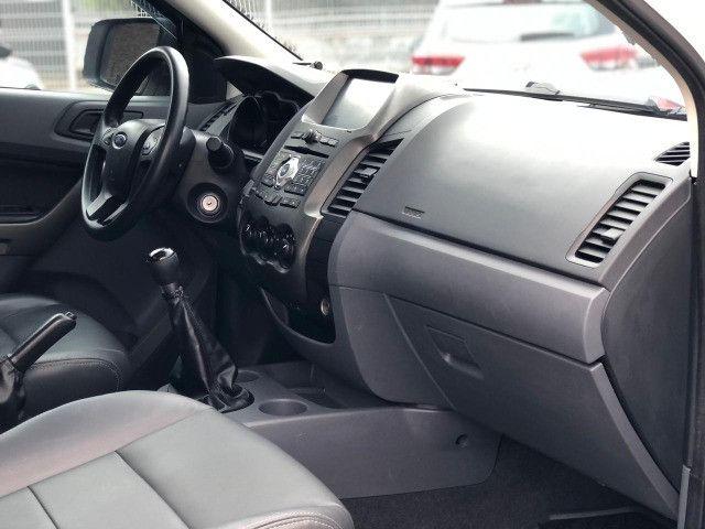 Ford Ranger 2015 CS Flex GNV - Foto 9