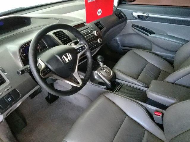 Civic EXS 1.8 AT Flex 2010 - Foto 8