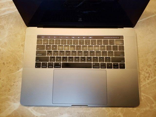 MacBook Pro - 15'' (2018) - 2,6 GHz Intel Core i7 6-Core - 32gb Memória - Foto 5