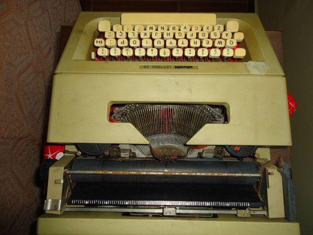 Máquina de Escrever Olivetti - Foto 2