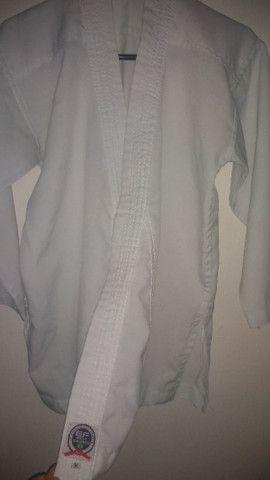 2 und. wagui/casaco de karatê - Foto 2