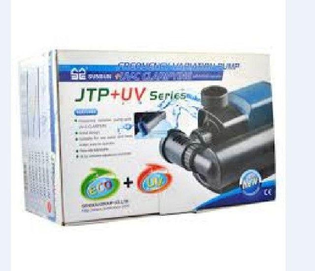 Frequency Variation Pump +UV-C clarifying JTP+UV Series 5.000LH