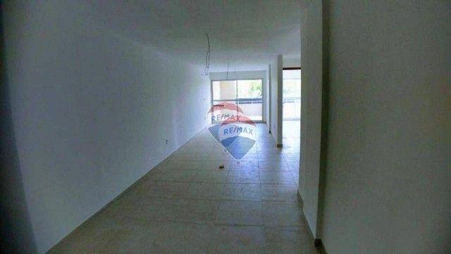 Apartamento com 3 dormitórios à venda, 101 m² por R$ 445.817,00 - Carapibus - Conde/PB - Foto 14