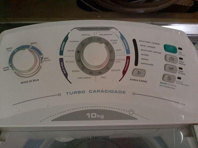 Máquina de lavar roupa Eletrolux 10 kgs - Foto 2