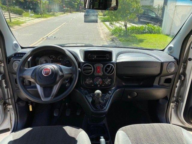 Fiat Doblo Essence 1.8 16V (Flex) 2014 - Foto 10