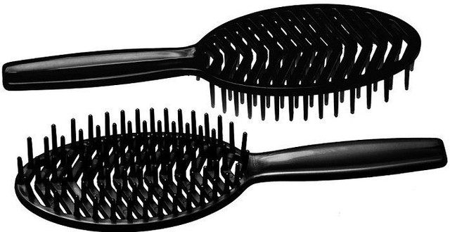 R$4,90 - Escova para cabelo Plástica