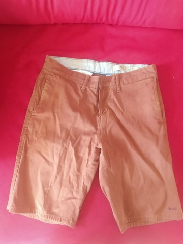 Bermudas Jeans Masculina tamanho 40 - Foto 4