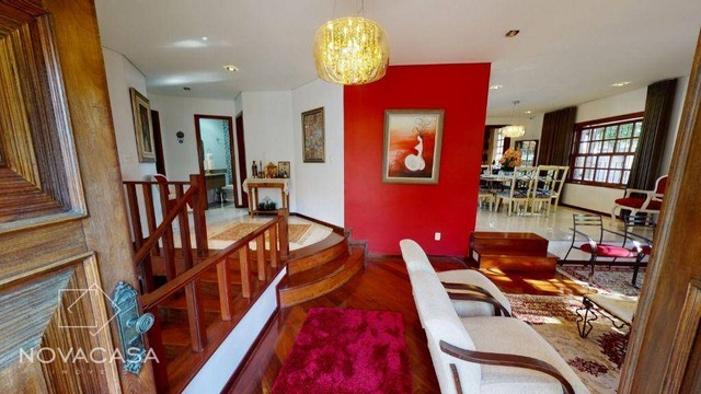 Casa com 4 dormitórios à venda, 400 m² por R$ 1.590.000 - Dona Clara - Belo Horizonte/MG - Foto 2