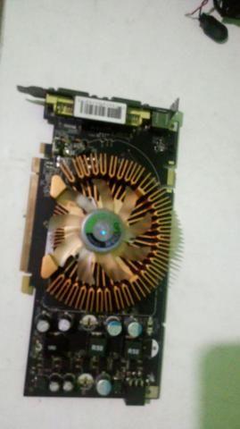 Placa de video gt 9600