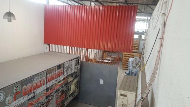 CÓD.:000-894 Excelente galpão escriturado medindo 800 m², na Av. Contorno R$ 1,5 - Foto 3