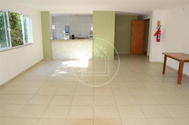 Apartamento à venda com 2 dormitórios em Riachuelo, Rio de janeiro cod:804102 - Foto 16